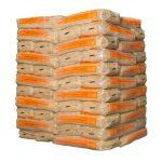 Pure power houtkorrel pellets
