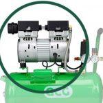 ACG Compressor Silent 24 liter 8 bar